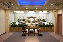 4F式場(30席)<br /> 家族葬に最適な葬儀式場