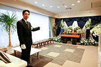 4F 「家族葬専用式場」イーズルーム