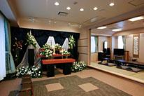 ご自宅のように安らげる家族葬を<br /> ご提供いたします