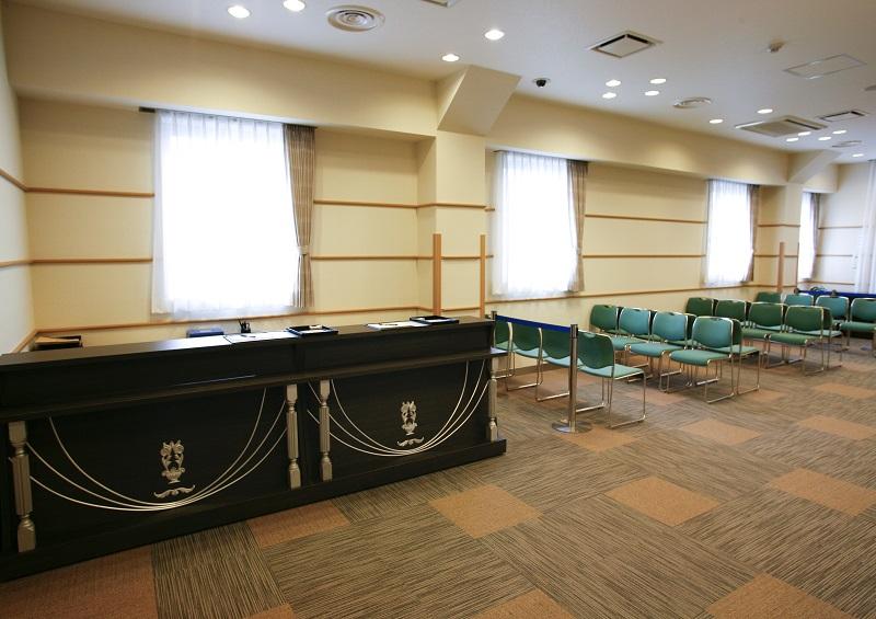 【平安 行徳相之川】<br /> 家族葬はもちろん、弔問客の多い葬儀まで対応出来るセレモニーホールです。
