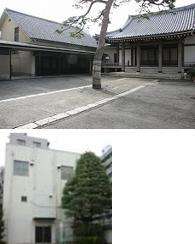 三鷹 法専寺(同朋会館・信徒会館)