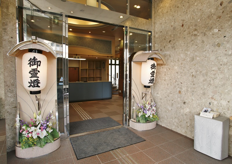 【平安 篠崎】<br /> カルチャーパビリオン平安 篠崎は、貸切でご利用になれるセレモニーホールです。