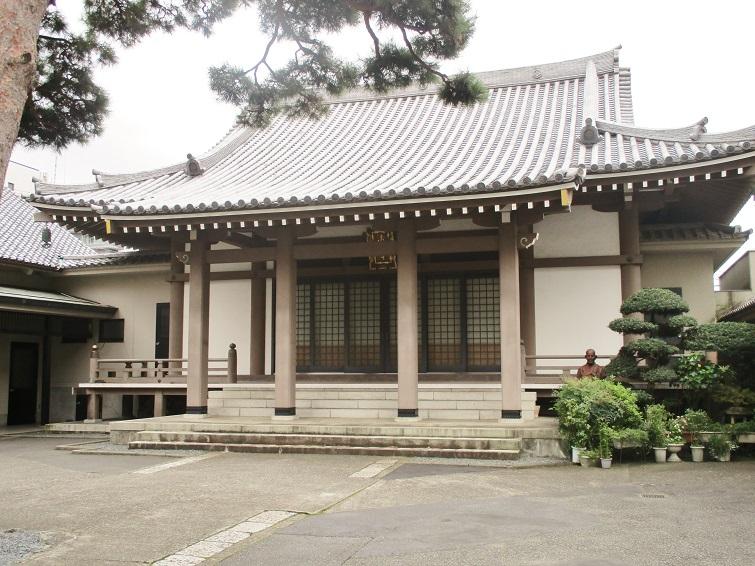 三鷹 法専寺