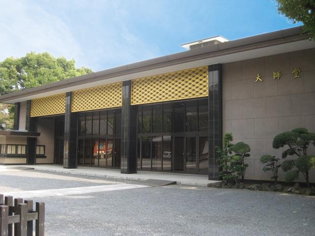 宝仙寺大師堂