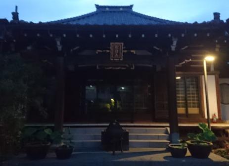安楽寺別院 五雲閣